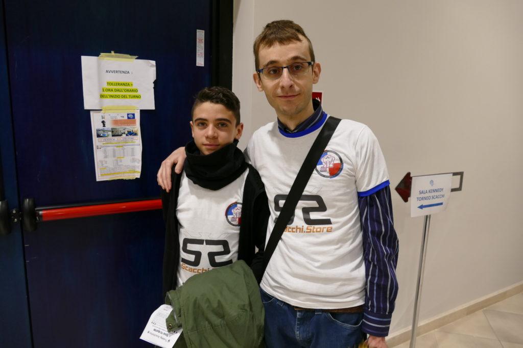 Igor Migliorisi e Alessandro Santagati